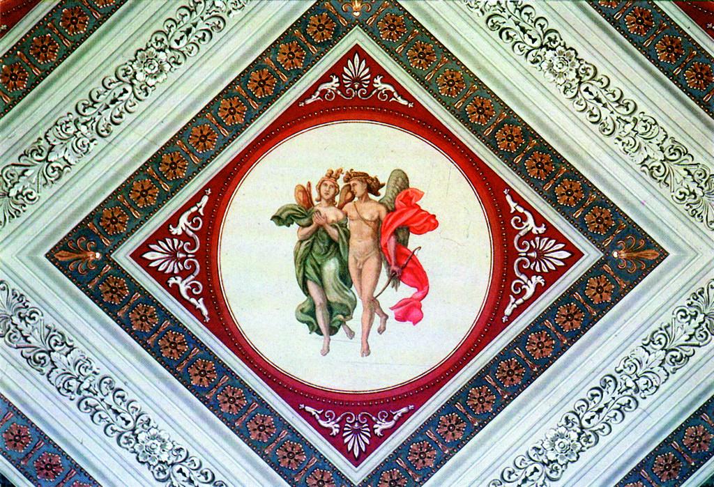 Amor und Psyche / Großer Konzertsaal / Rekonstruktion