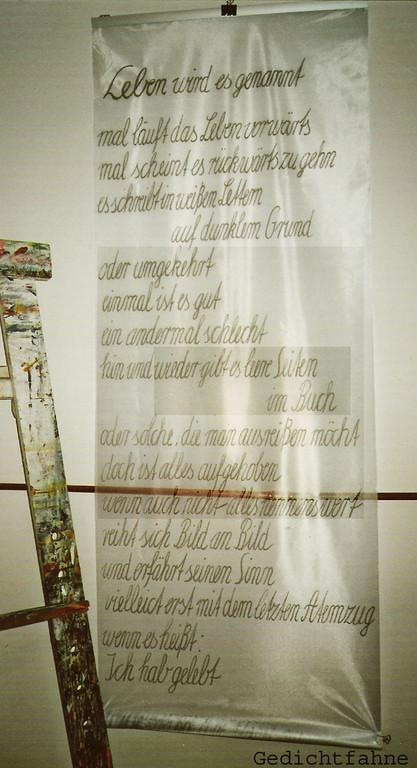 Gedichtfahne