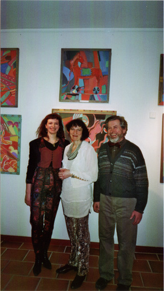 Künstlerfamilie Horwath