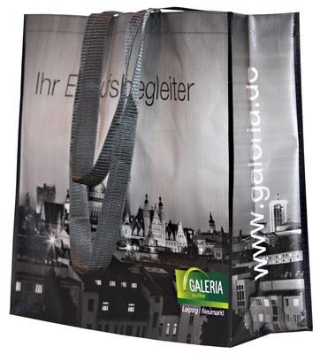 Permanent-Tragetasche als Werbeartikel bedrucken lassen