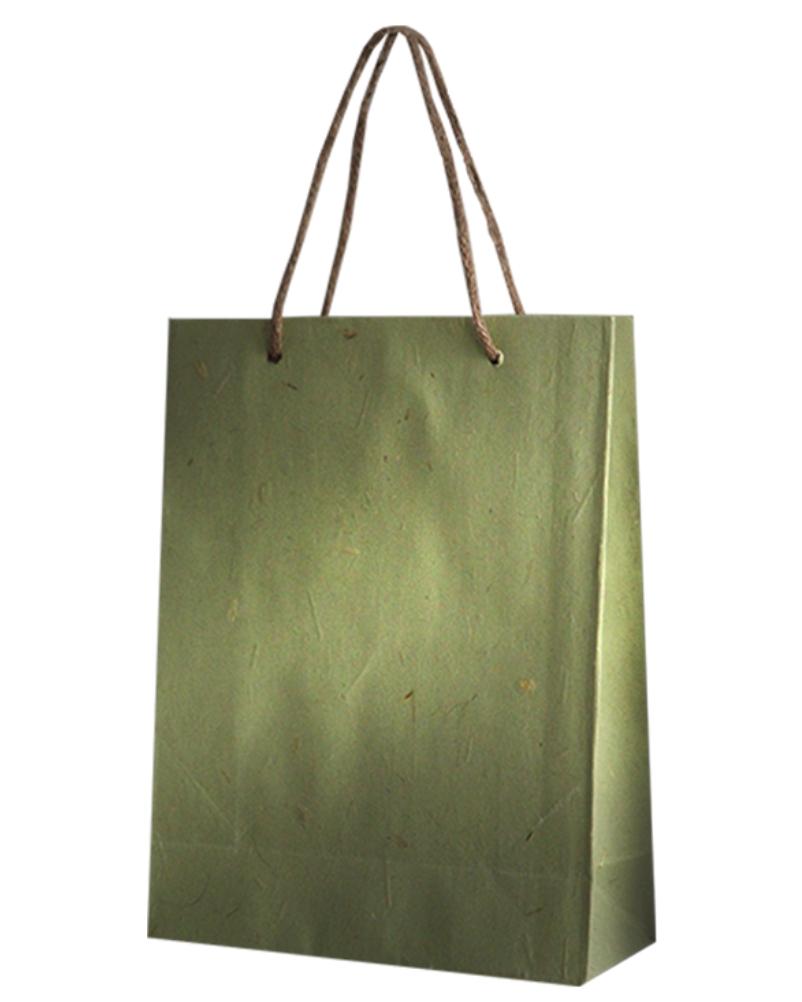 Werbetaschen Graspapier aus Grasfasern