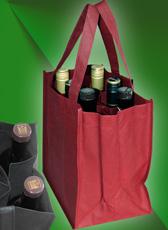 Transporttüten für Flaschen bedrucken