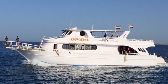 Tagesausfahrten mit Boot ONDA