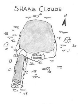 Shab Cloude, Safaga, Gorgonien, Langnasenbüschelbarsch