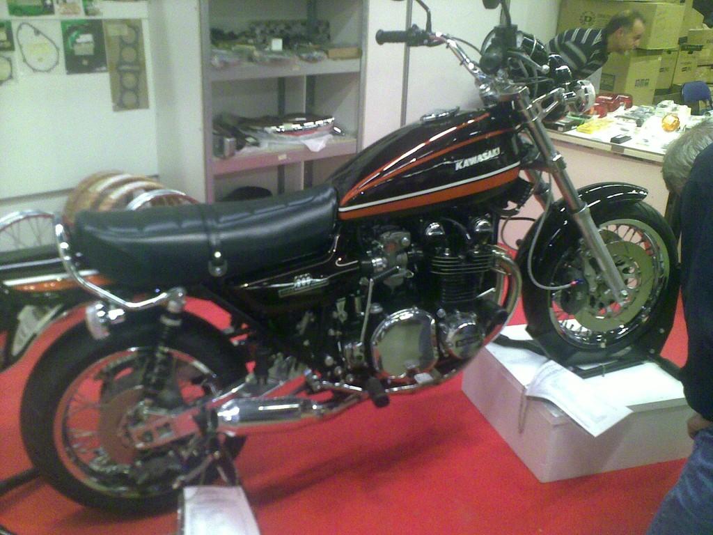 900Z modifiée par CB Z1 (Toulon)