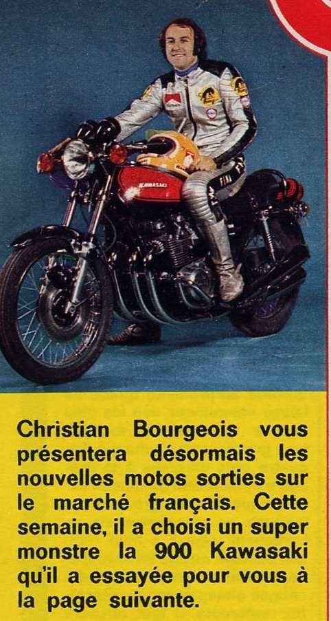 Christian BOURGEOIS