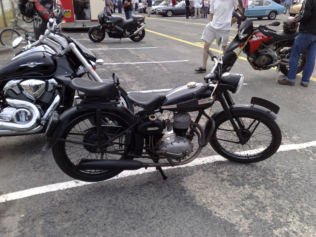 Petite TERROT 125