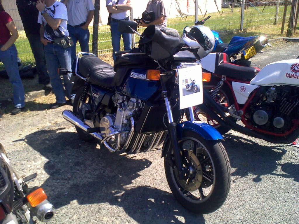 6 Cylindres : un Z 1300