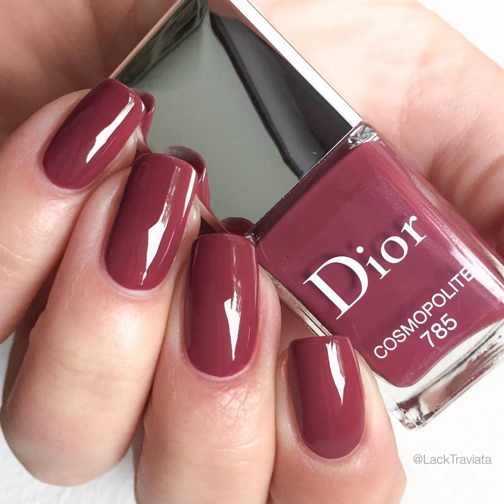 Dior Collection Cosmopolite Herbst 2015 - LackTraviata - Nagellack-Liebe