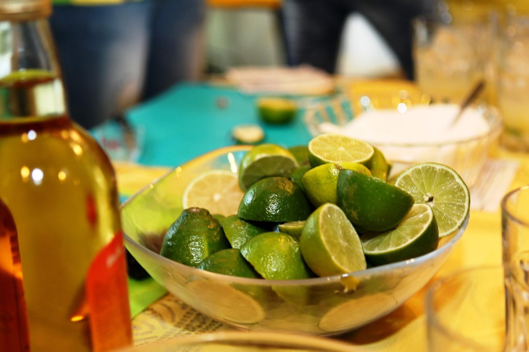 Feinste Zutaten für echte Caipirinhas