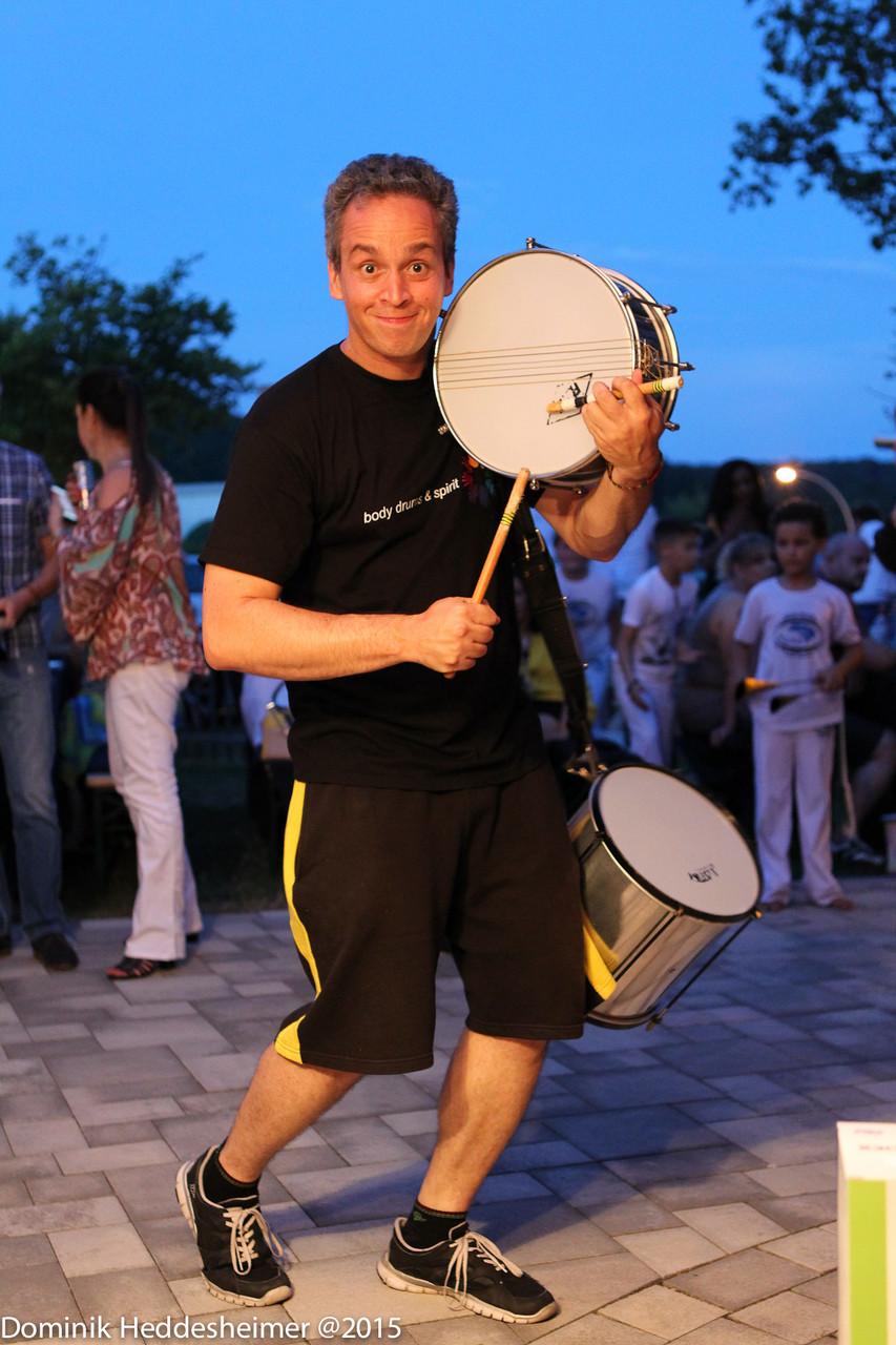 Aus Bischofsheim: Body, Drums & Spirit