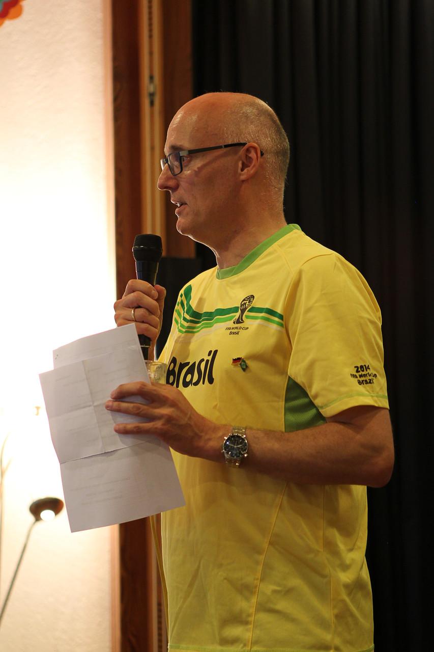 2. Vorsitzender Dr. Jörg Ehmer
