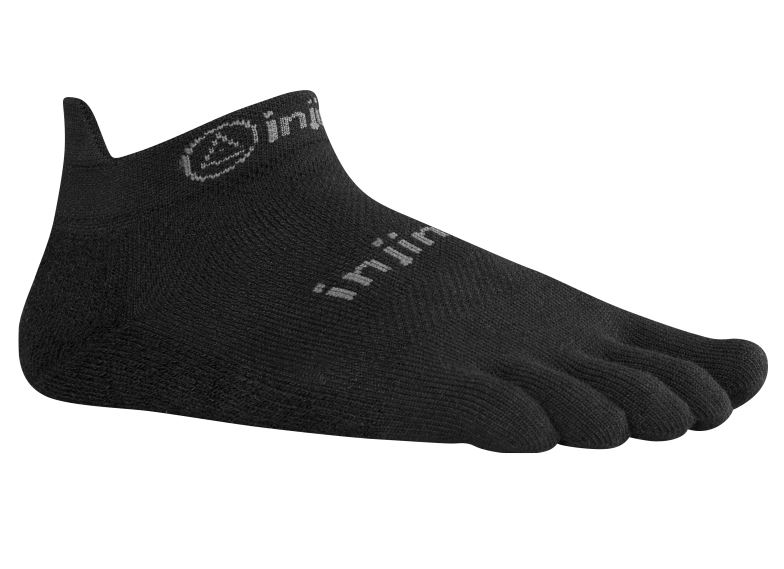 Injinji RUN No-Snow BLACK