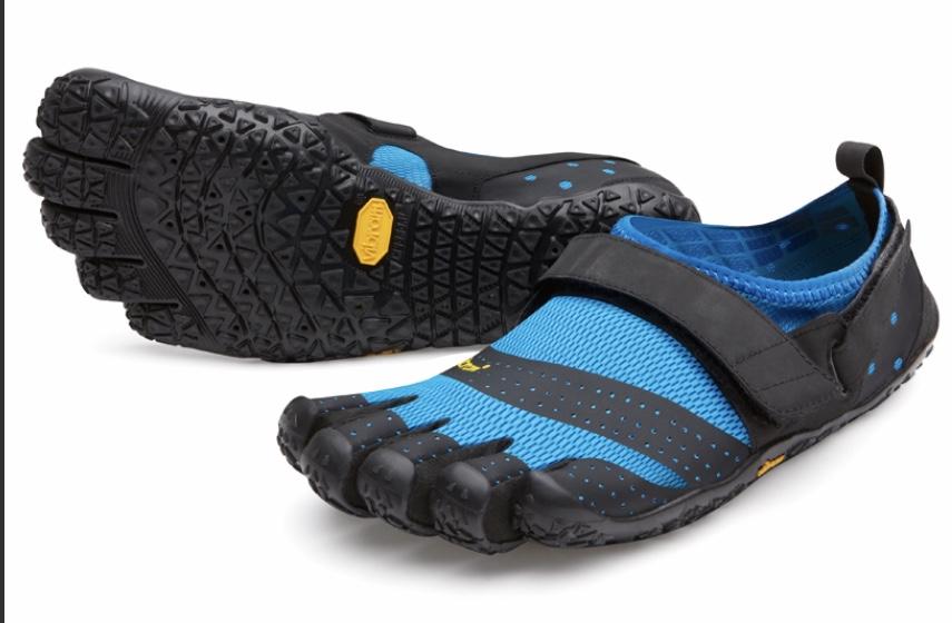 V-Aqua Blue/Black in den Größen 40, 41, 42, 43, 44, 45, 46, 47