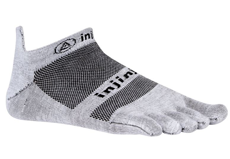 Injinji RUN No-Snow GREY