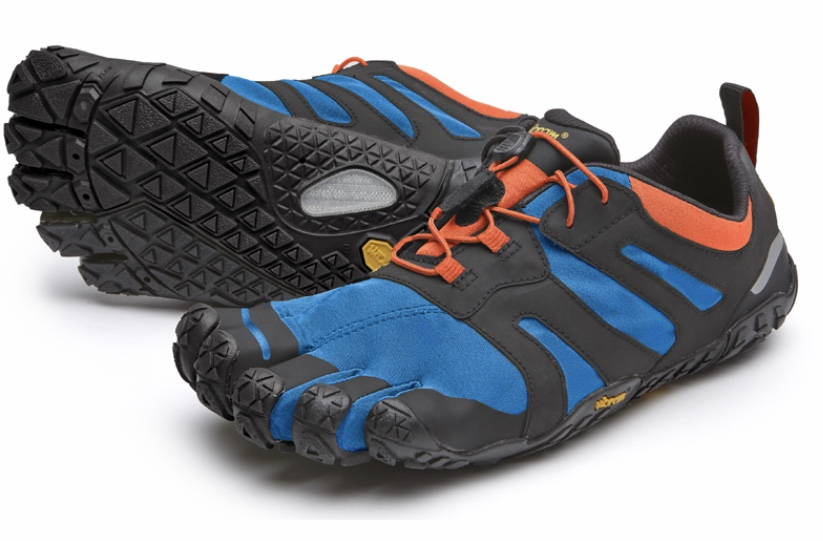 Trail 2.0 Blue/Orange