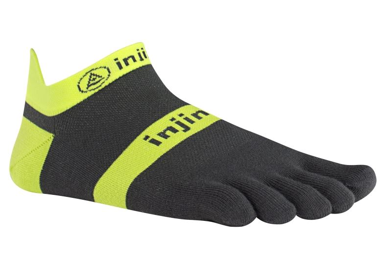 Injinji RUN No-Snow NEONYELLOW