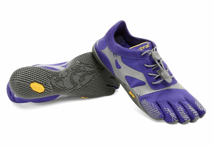 Purple/Grey in den Größen 36,37,38