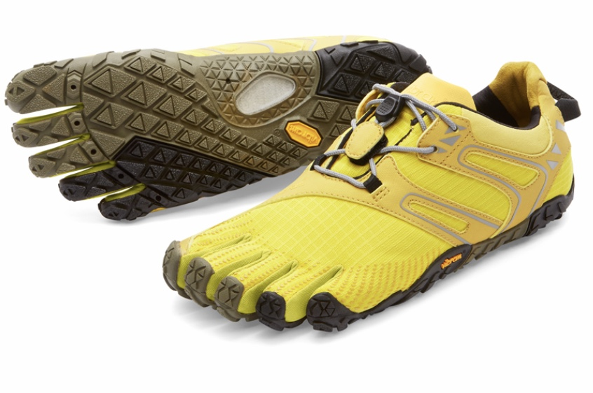 V-Trail Yellow/Black