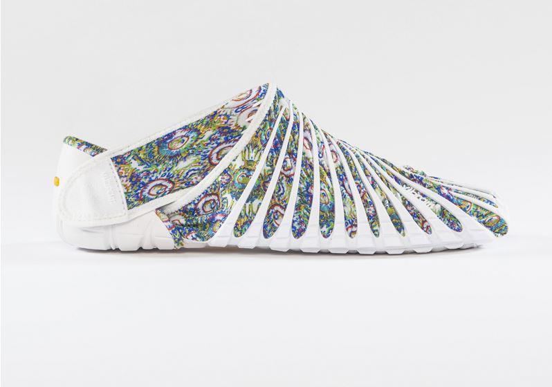 FUROSHIKI WHITE FLOWER