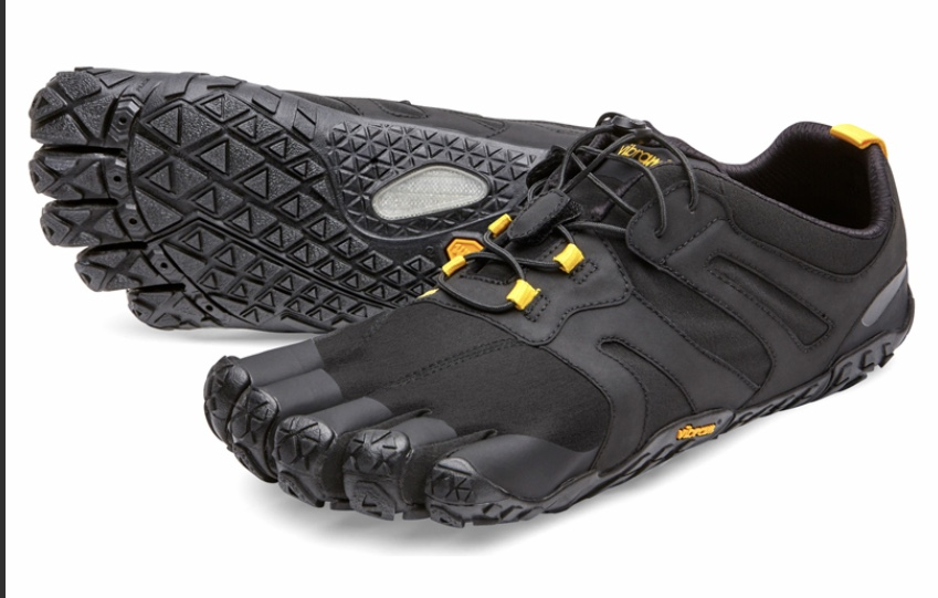 Trail 2.0 Black/Yellow