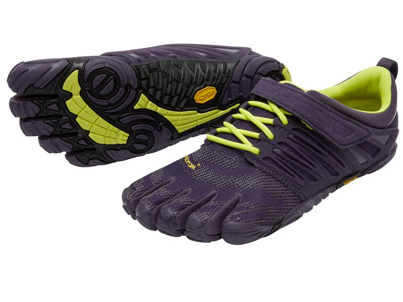 V-TRAIN NIGHTSHADE-SAFTYYELLOW for Women