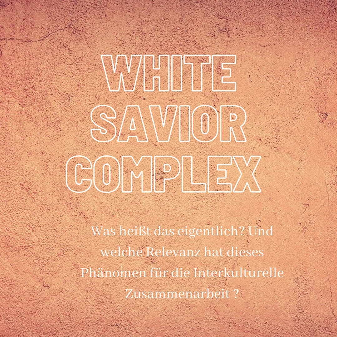 Wichtig: White Savior Complex