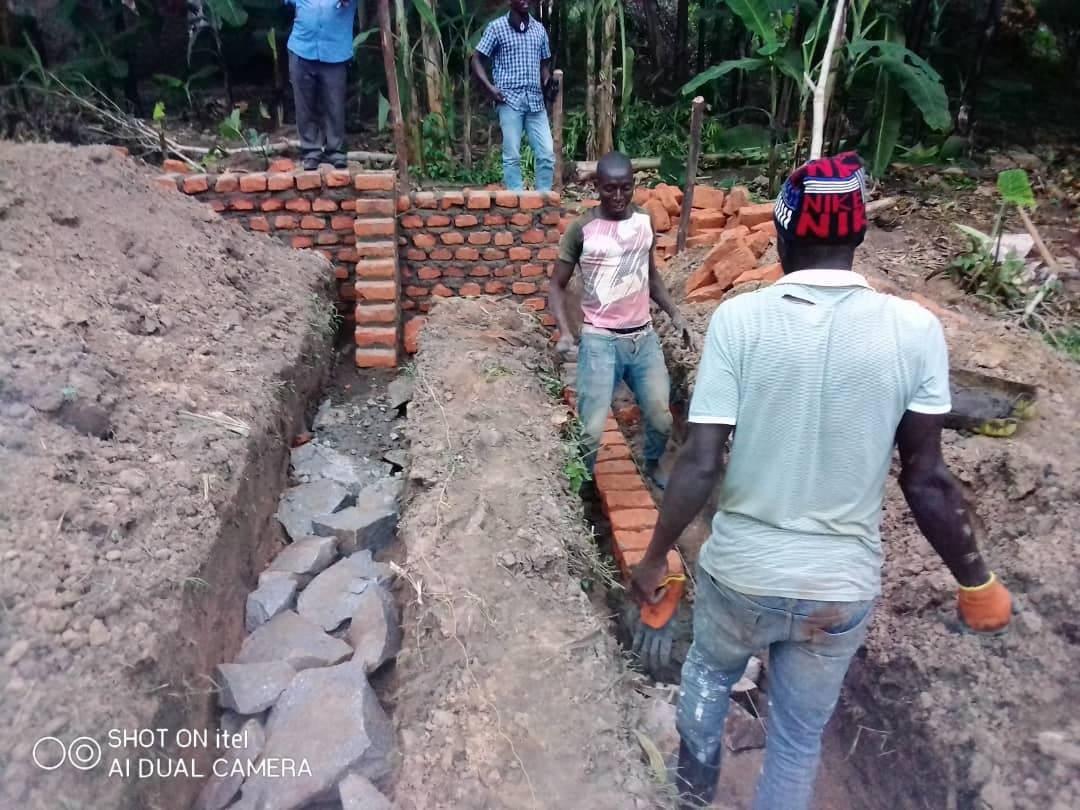 Schulausbau in Namabasa beginnt!