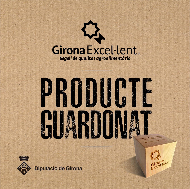 Guardonats amb el segell de qualitat de Girona Excel·lent: