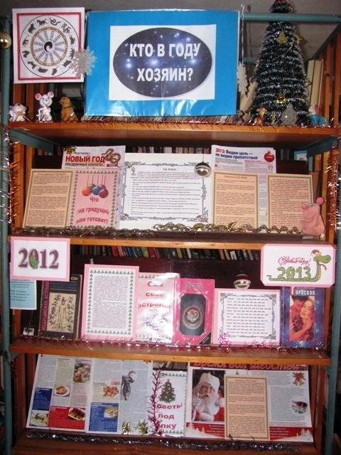 Выставка-гороскоп