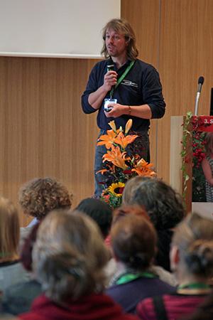 Vortrag von Markus Brand, Planungsbüro Brand (Foto)