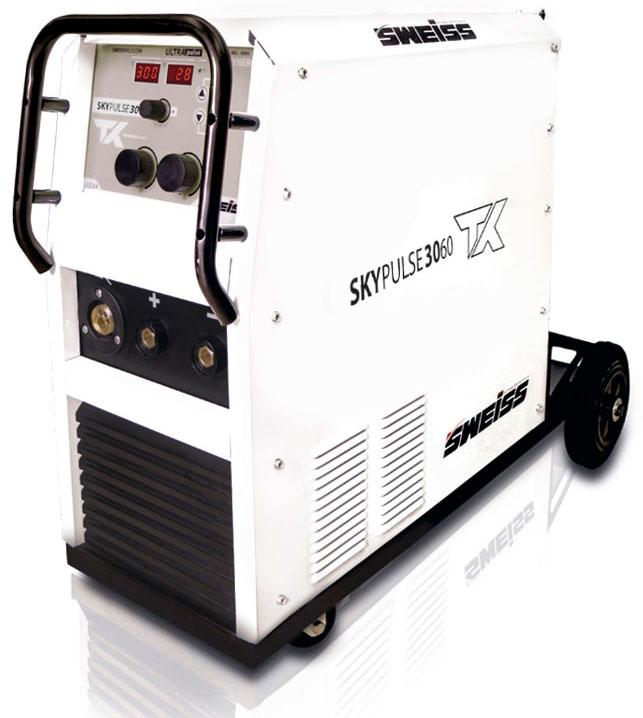 Skypulse 3060 TX - Soldadora Microalambre Pulsado Sweiss