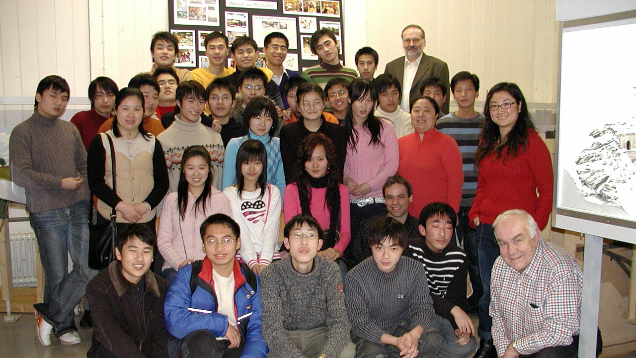 Gruppenfoto im Februar 2006