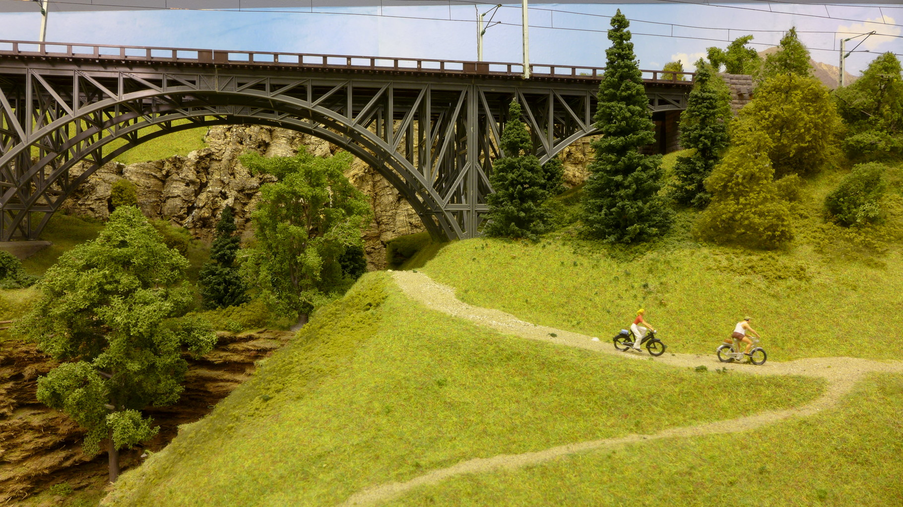 Gerhards Moba, ein Paradies für Radl-Touren