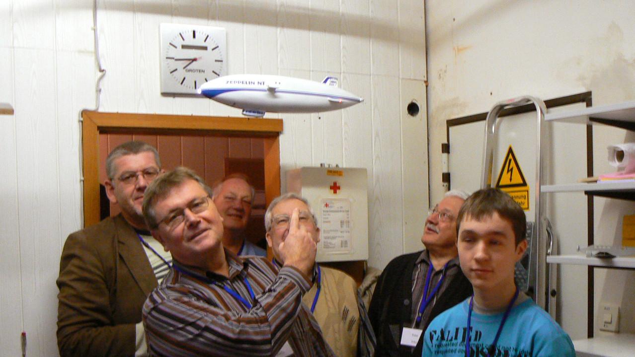 "Peter Peterlin ist stolz: ""Auch Zeppeline fahren mit Win-Digipet"""