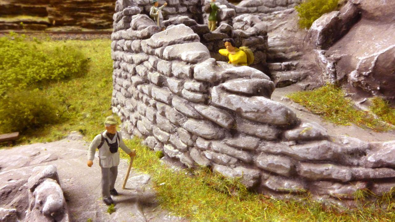 Kleiner Ausflug zur alten Ruine