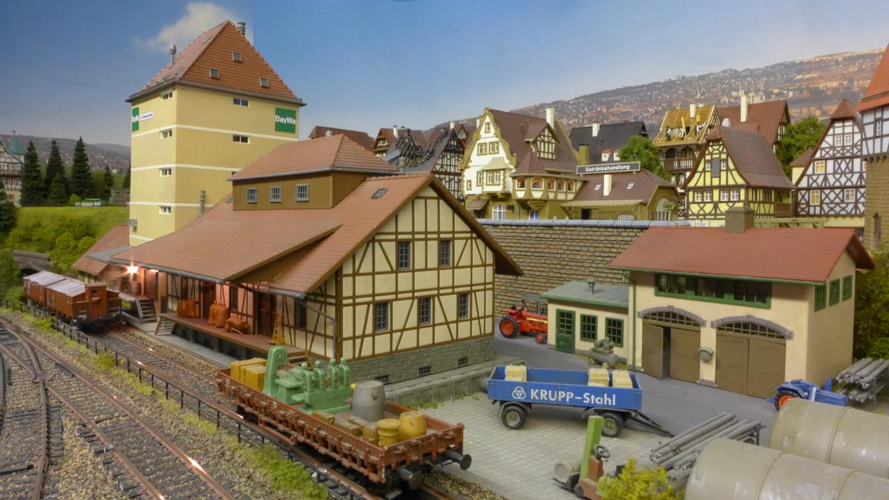 Baywa-Lagerhaus (von Pola) in Baden-Baden