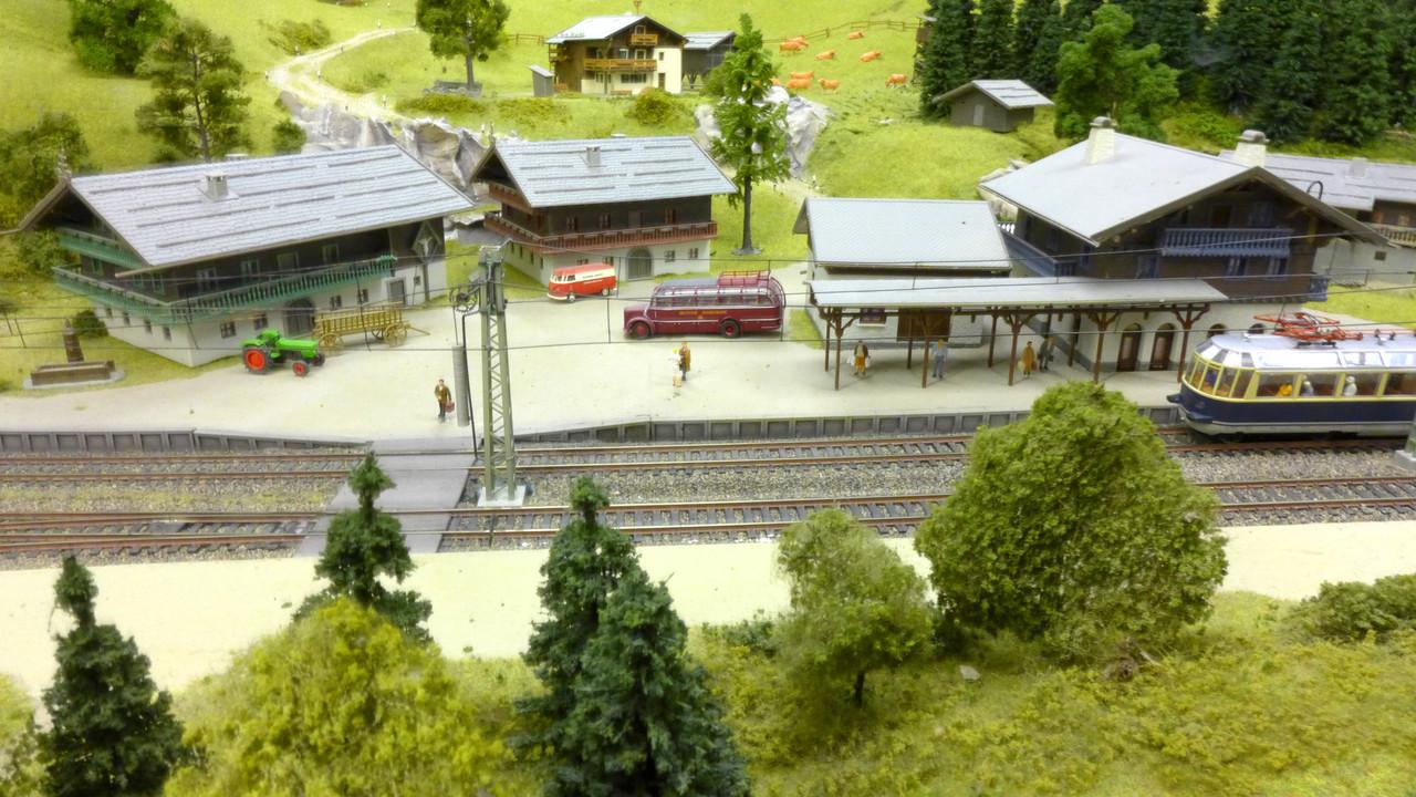 Bahnhof Lengmoos
