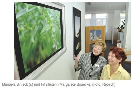 """Ausstellung """"Das Leben ist offen"""""""