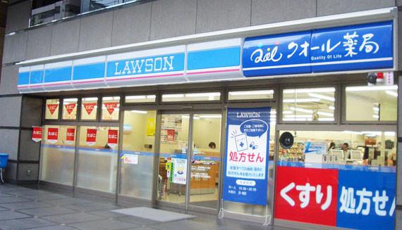 ローソンクオール港北新横浜二丁目店