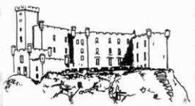Leods Castle Dun Bheagan heute