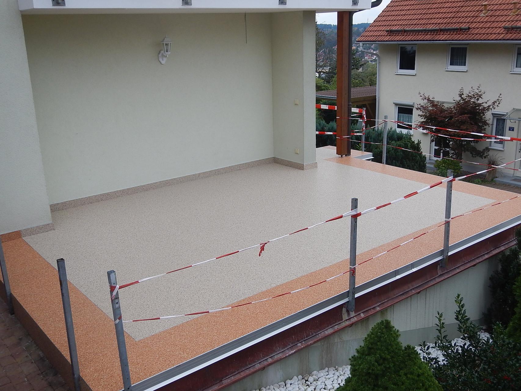 Steintppich in Suhl