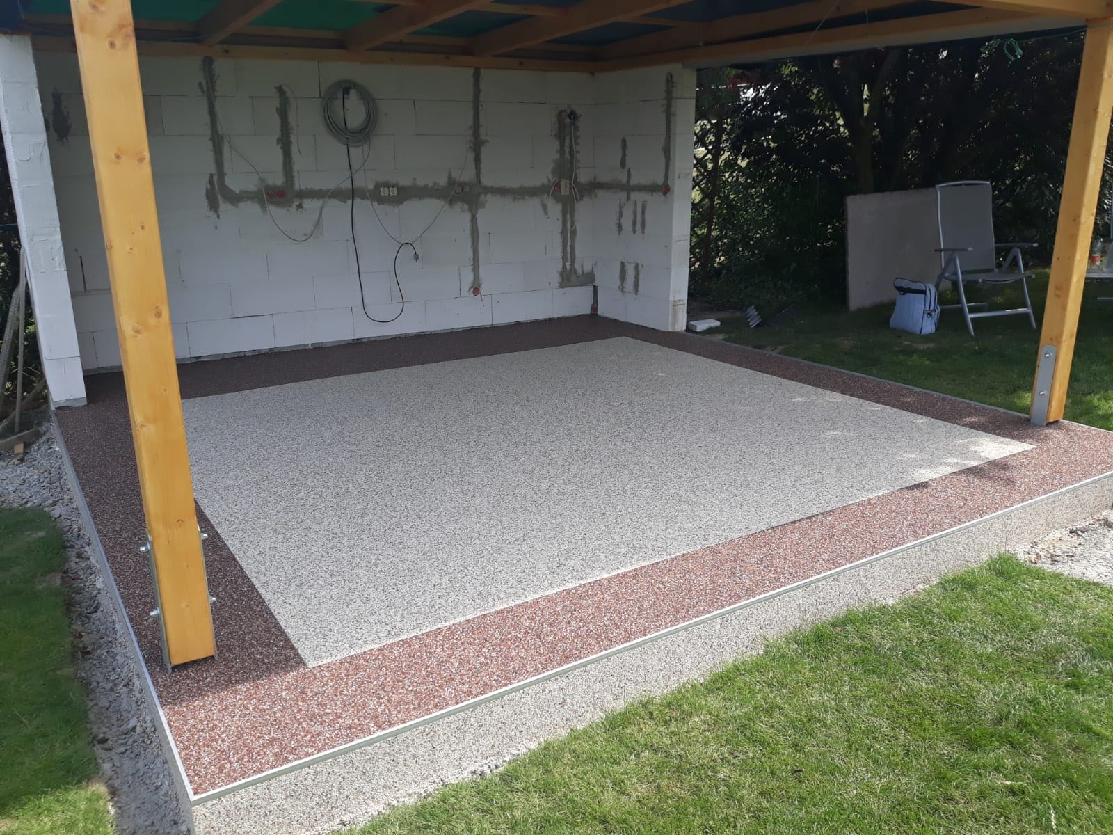 Terrassensanierung in Erfurt