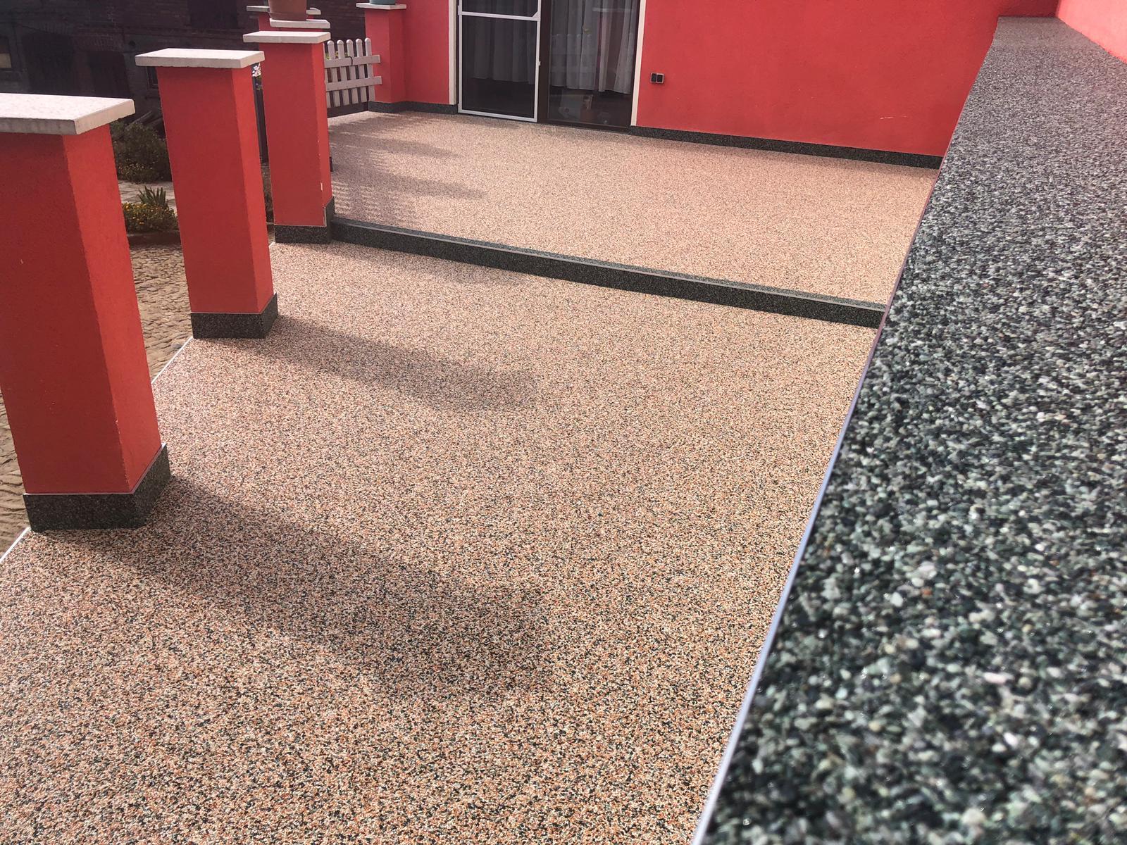 Steinteppich bei Eisenberg