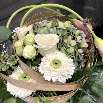 Bouquet rond Sabrina Maurel