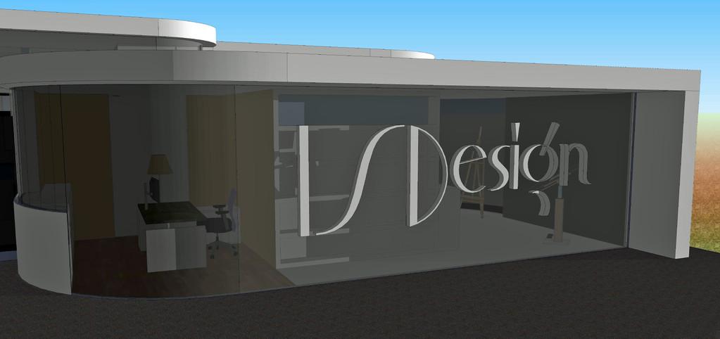 bureau I S Design (projet fictif)