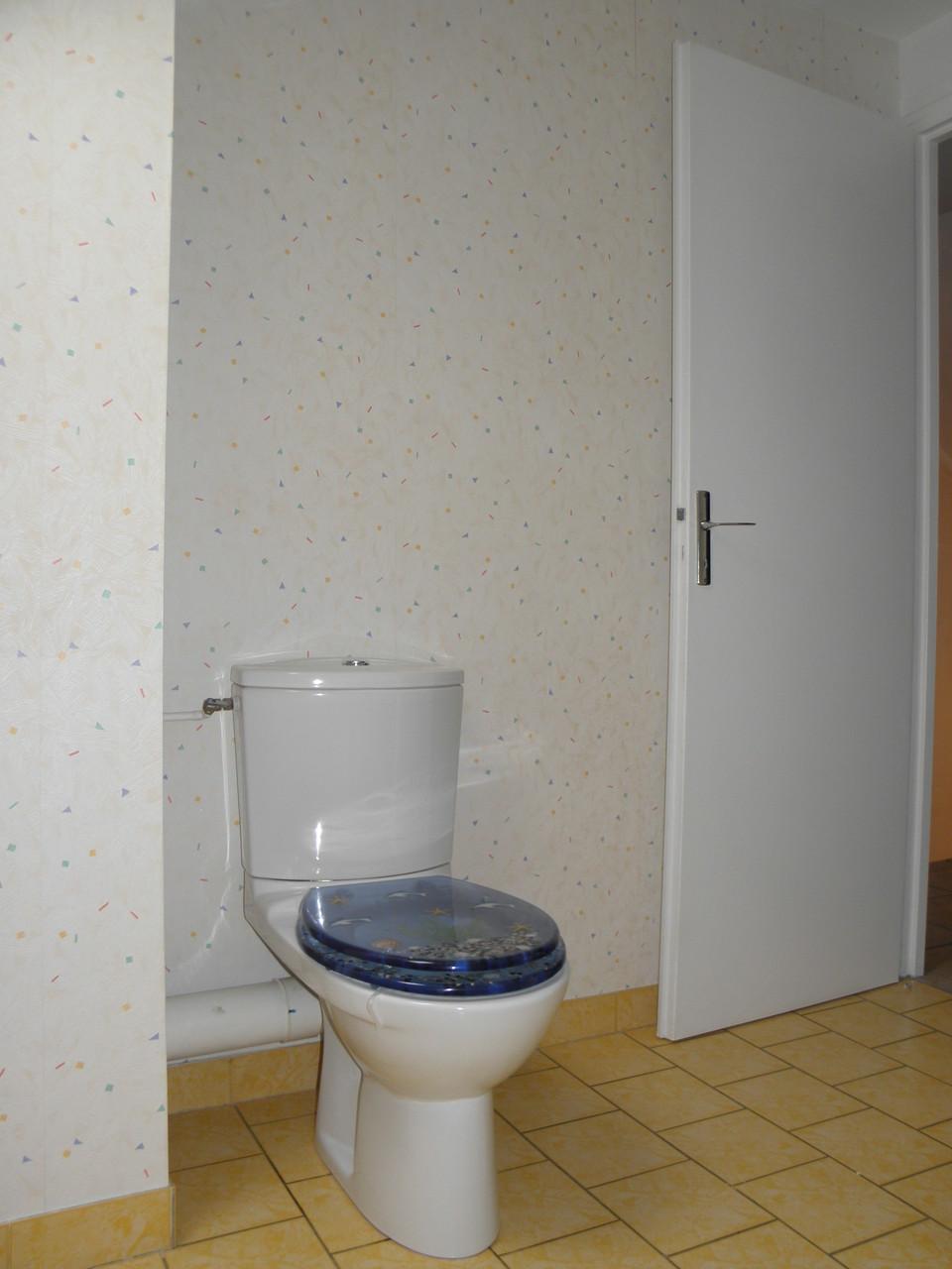 salle d'eau avant