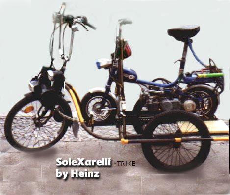 Garelli auf SoleX