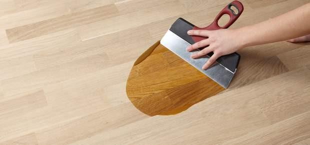 Realzador de madera