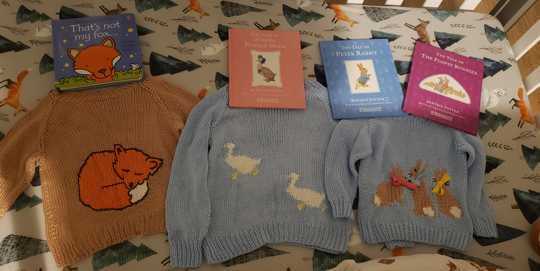 Time to Get to Work on Peter Rabbit!